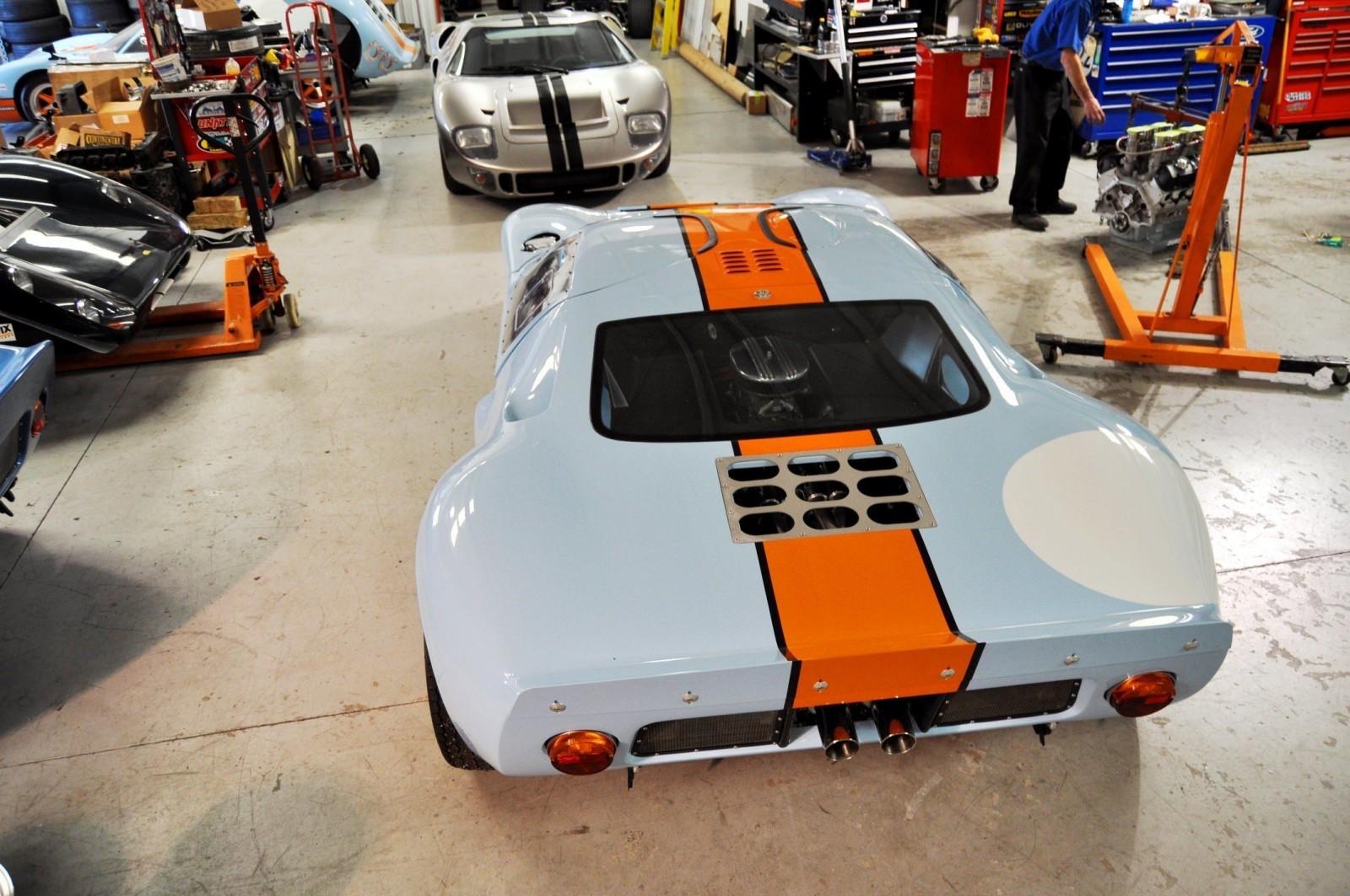 2014 Superformance GT40 Mark I - MEGA Photo Shoot and Ride-Along Videos 42