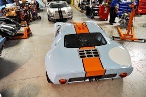 2014 Superformance GT40 Mark I - MEGA Photo Shoot and Ride-Along Videos 42