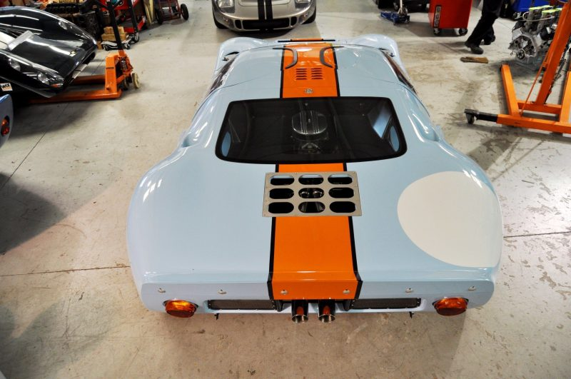 2014 Superformance GT40 Mark I - MEGA Photo Shoot and Ride-Along Videos 43