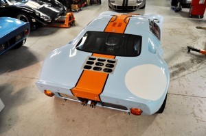 2014 Superformance GT40 Mark I - MEGA Photo Shoot and Ride-Along Videos 44