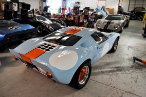 2014 Superformance GT40 Mark I - MEGA Photo Shoot and Ride-Along Videos 46