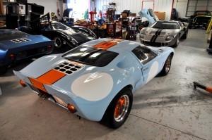 2014 Superformance GT40 Mark I - MEGA Photo Shoot and Ride-Along Videos 46