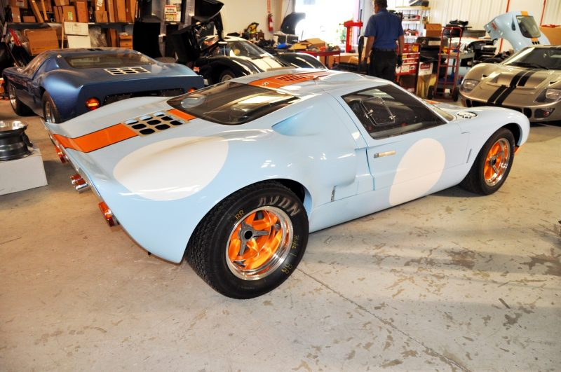 2014 Superformance GT40 Mark I - MEGA Photo Shoot and Ride-Along Videos 47