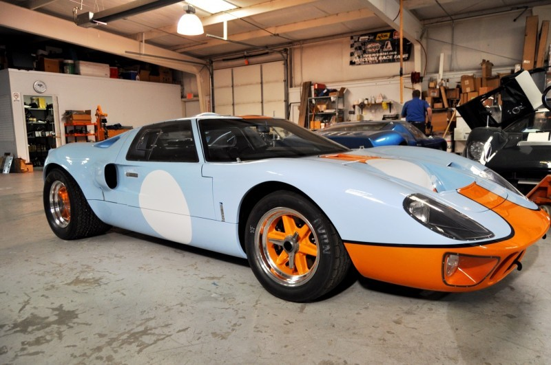 2014 Superformance GT40 Mark I - MEGA Photo Shoot and Ride-Along Videos 48