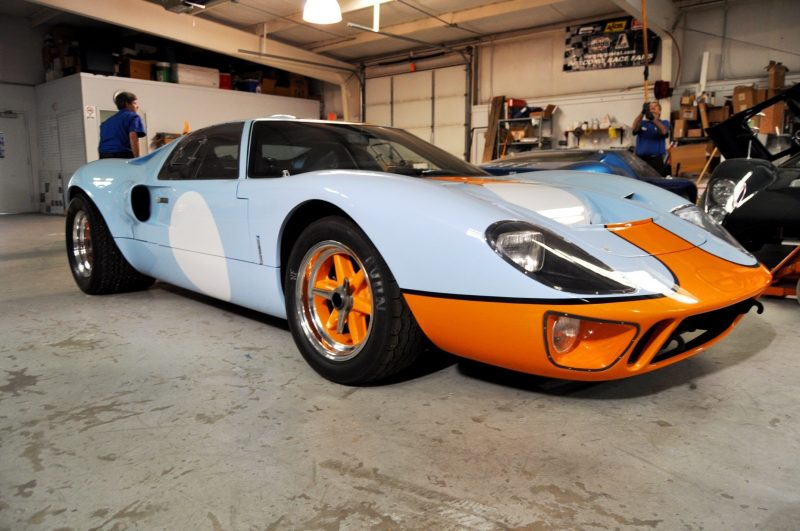 2014 Superformance GT40 Mark I - MEGA Photo Shoot and Ride-Along Videos 49