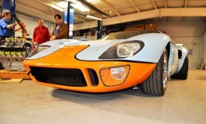 2014 Superformance GT40 Mark I - MEGA Photo Shoot and Ride-Along Videos 5