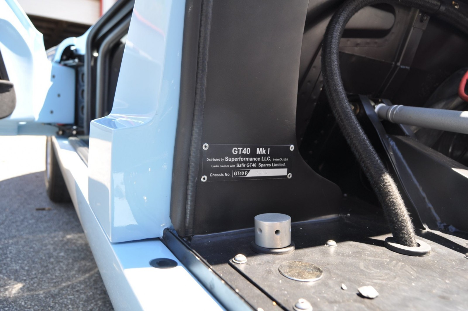 2014 Superformance GT40 Mark I - MEGA Photo Shoot and Ride-Along Videos 52