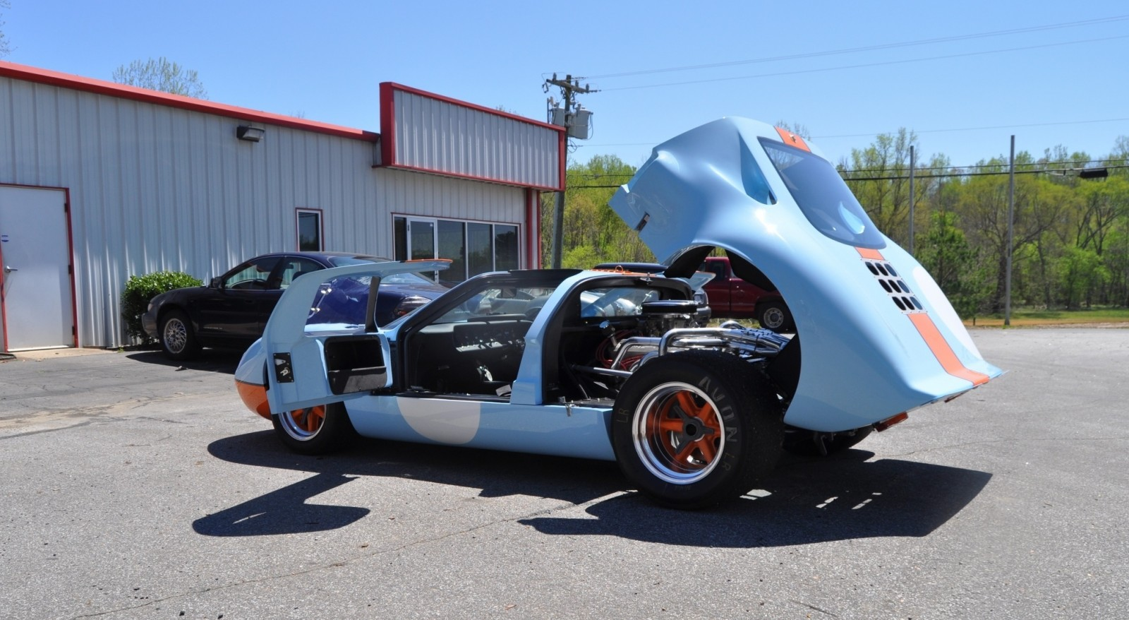 2014 Superformance GT40 Mark I - MEGA Photo Shoot and Ride-Along Videos 58