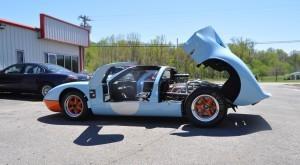 2014 Superformance GT40 Mark I - MEGA Photo Shoot and Ride-Along Videos 59