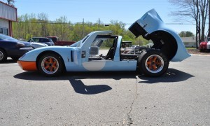 2014 Superformance GT40 Mark I - MEGA Photo Shoot and Ride-Along Videos 60