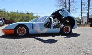 2014 Superformance GT40 Mark I - MEGA Photo Shoot and Ride-Along Videos 61