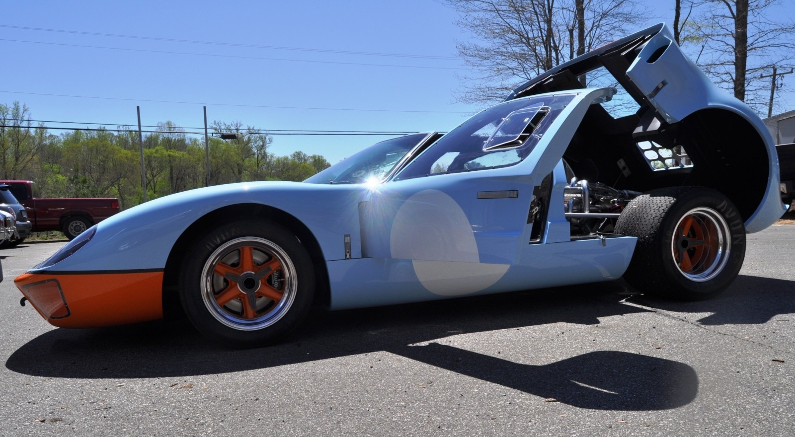 2014 Superformance GT40 Mark I - MEGA Photo Shoot and Ride-Along Videos 62