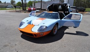 2014 Superformance GT40 Mark I - MEGA Photo Shoot and Ride-Along Videos 63