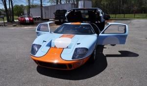 2014 Superformance GT40 Mark I - MEGA Photo Shoot and Ride-Along Videos 64