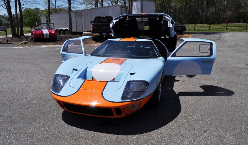 2014 Superformance GT40 Mark I - MEGA Photo Shoot and Ride-Along Videos 64
