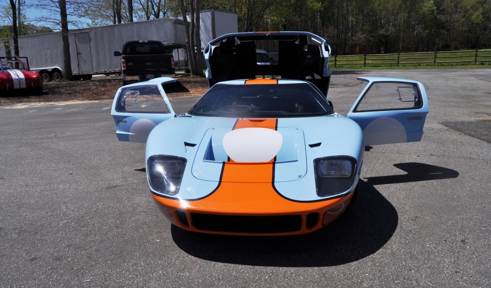2014 Superformance GT40 Mark I - MEGA Photo Shoot and Ride-Along Videos 65