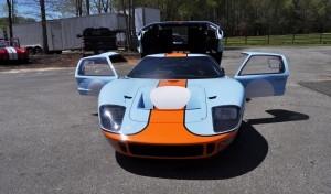 2014 Superformance GT40 Mark I - MEGA Photo Shoot and Ride-Along Videos 65
