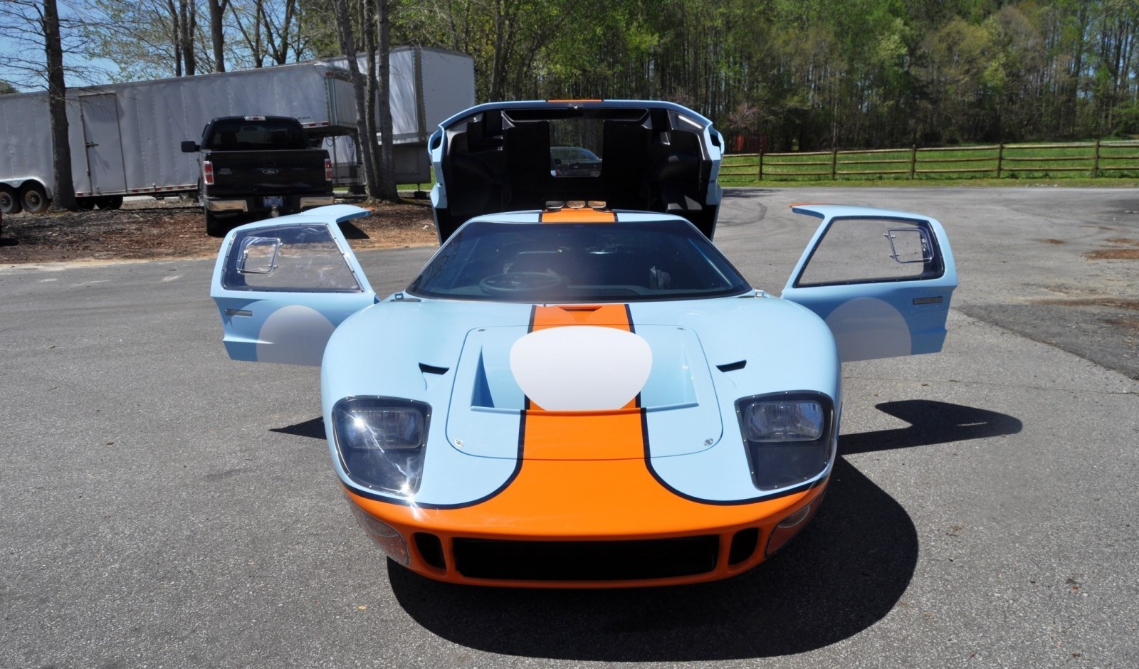 2014 Superformance GT40 Mark I - MEGA Photo Shoot and Ride-Along Videos 66