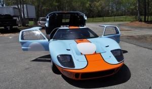 2014 Superformance GT40 Mark I - MEGA Photo Shoot and Ride-Along Videos 67