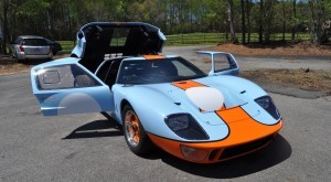 2014 Superformance GT40 Mark I - MEGA Photo Shoot and Ride-Along Videos 68