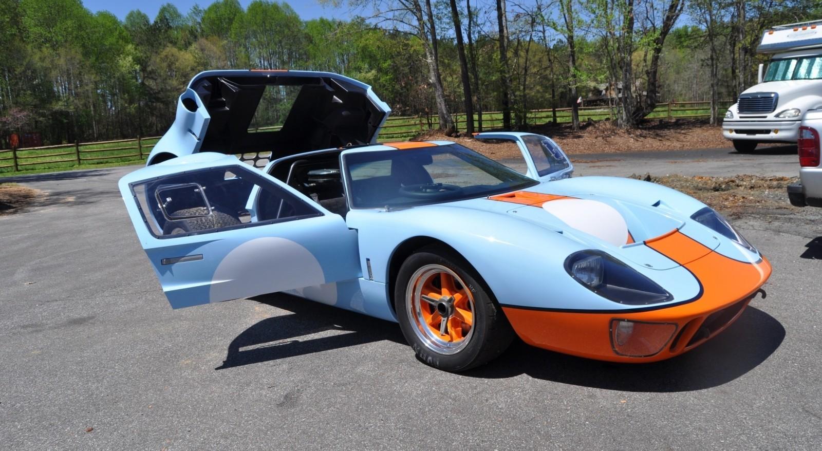 2014 Superformance GT40 Mark I - MEGA Photo Shoot and Ride-Along Videos 69