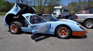 2014 Superformance GT40 Mark I - MEGA Photo Shoot and Ride-Along Videos 71
