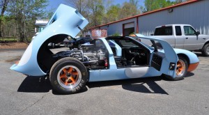 2014 Superformance GT40 Mark I - MEGA Photo Shoot and Ride-Along Videos 73