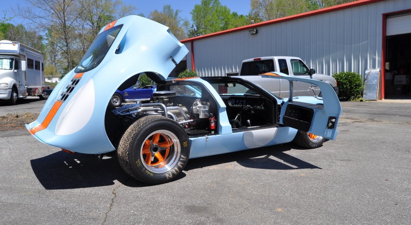 2014 Superformance GT40 Mark I - MEGA Photo Shoot and Ride-Along Videos 74