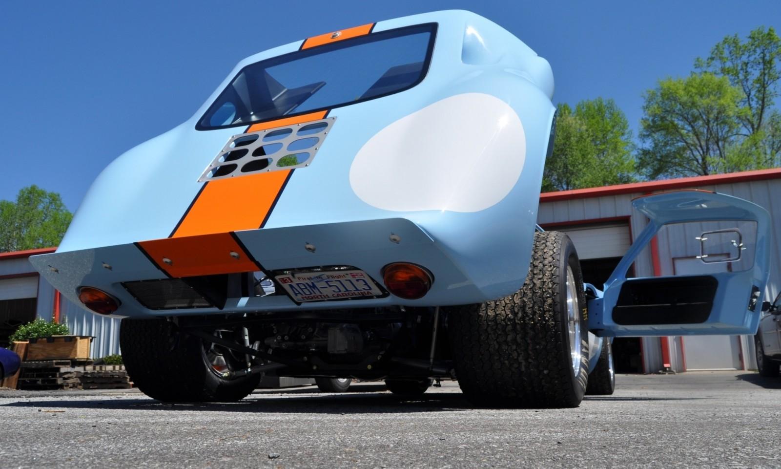 2014 Superformance GT40 Mark I - MEGA Photo Shoot and Ride-Along Videos 75