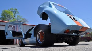 2014 Superformance GT40 Mark I - MEGA Photo Shoot and Ride-Along Videos 78