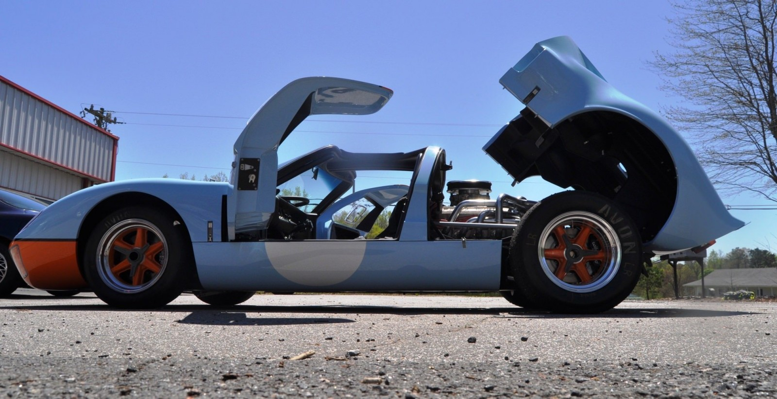 2014 Superformance GT40 Mark I - MEGA Photo Shoot and Ride-Along Videos 79
