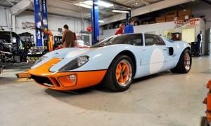 2014 Superformance GT40 Mark I - MEGA Photo Shoot and Ride-Along Videos 8