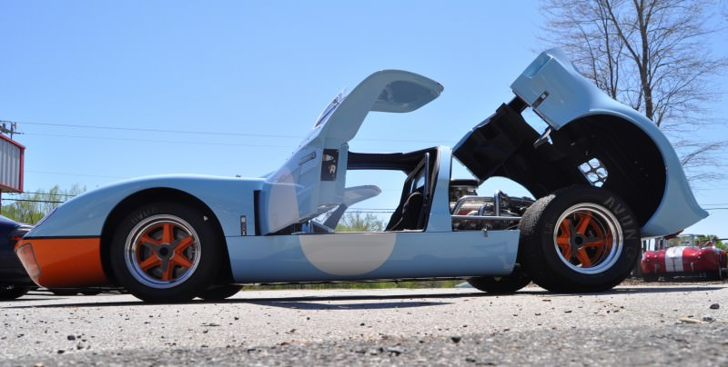 2014 Superformance GT40 Mark I - MEGA Photo Shoot and Ride-Along Videos 80