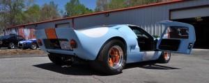 2014 Superformance GT40 Mark I - MEGA Photo Shoot and Ride-Along Videos 81