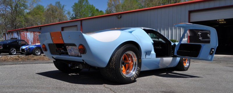 2014 Superformance GT40 Mark I - MEGA Photo Shoot and Ride-Along Videos 81