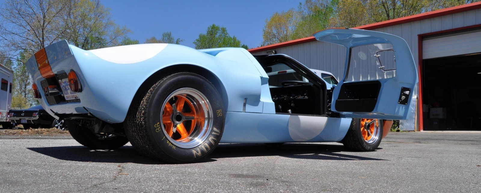 2014 Superformance GT40 Mark I - MEGA Photo Shoot and Ride-Along Videos 82