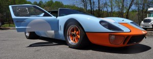 2014 Superformance GT40 Mark I - MEGA Photo Shoot and Ride-Along Videos 83