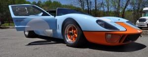 2014 Superformance GT40 Mark I - MEGA Photo Shoot and Ride-Along Videos 83