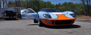 2014 Superformance GT40 Mark I - MEGA Photo Shoot and Ride-Along Videos 84