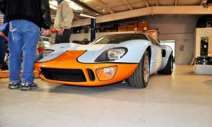 2014 Superformance GT40 Mark I - MEGA Photo Shoot and Ride-Along Videos 9