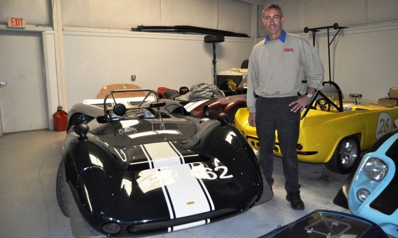 2014 Superformance LOLA MkII Can-Am Spyder at Olthoff Racing3