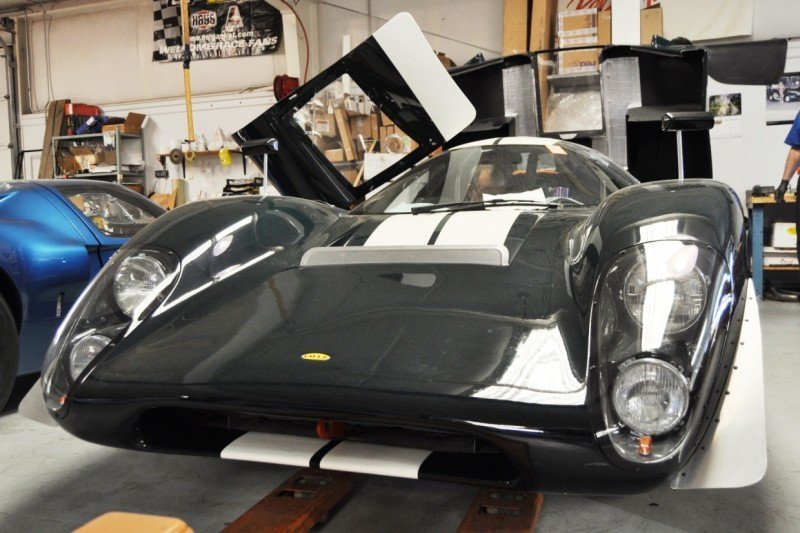 2014 Superformance LOLA MkII Can-Am Spyder at Olthoff Racing33