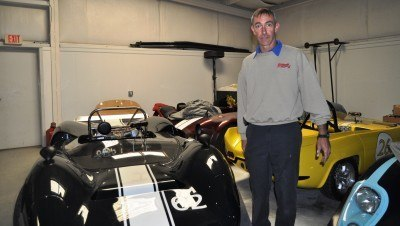 2014 Superformance LOLA MkII Can-Am Spyder at Olthoff Racing5