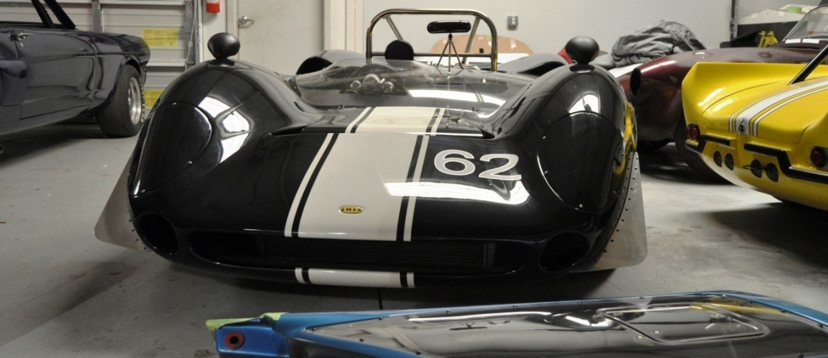 2014 Superformance LOLA MkII Can-Am Spyder at Olthoff Racing7