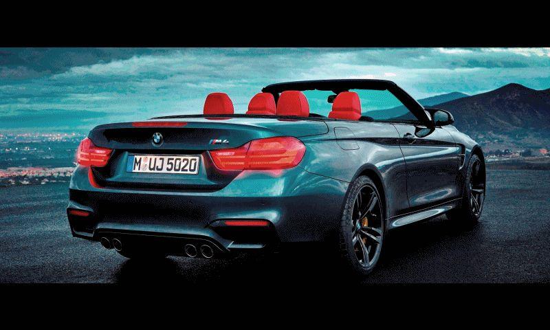 2015 BMW M4 Main GIF 1