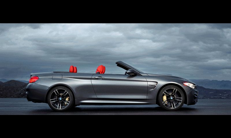 2015 BMW M4 Main GIF 3