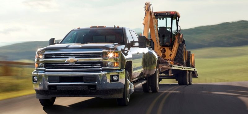 2015 Chevrolet Silverado 2500HD and 3500HD Arriving Now To Dealers Nationwide -- High Country