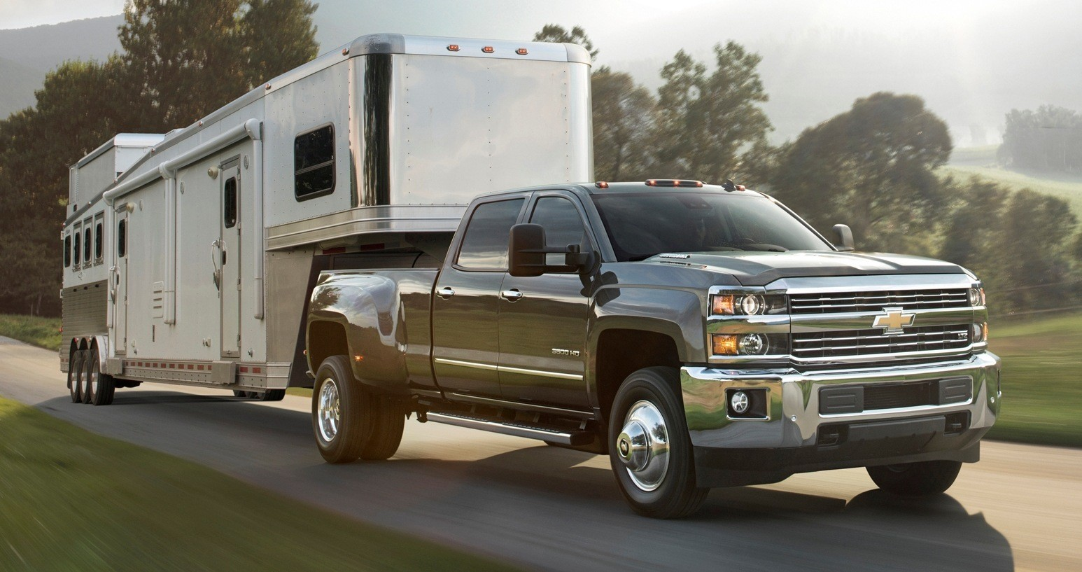 2015 Chevrolet Silverado 2500HD and 3500HD Arriving Now To ...