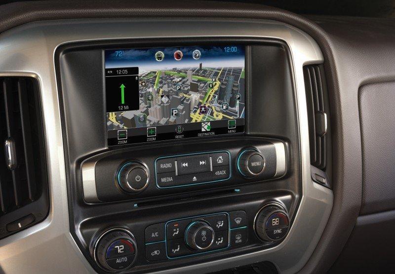 2015 Chevrolet Silverado HD crew cab pickup