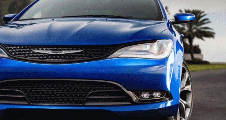 2015 Chrysler 200S EXT GIF HEADER